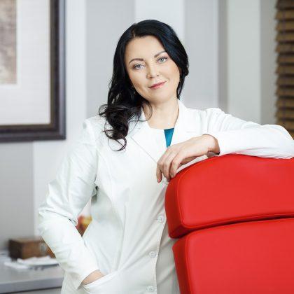 Doc., M.D., akušerė ginekologė Daiva Bartkeviciene